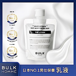 BULK HOMME 本客   THE LOTION 本客 乳液 100g(全效保濕)