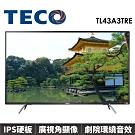 【福利品】TECO 東元43型FHD液晶顯示器(TL43A3TRE)