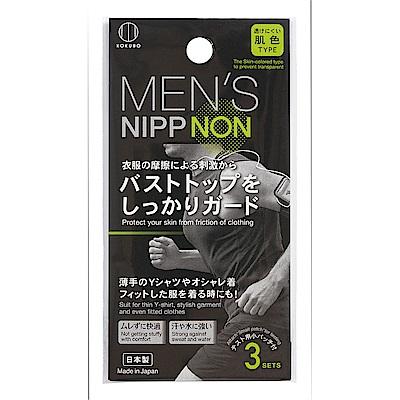 日本-小久保 男用胸貼( 3 對入)