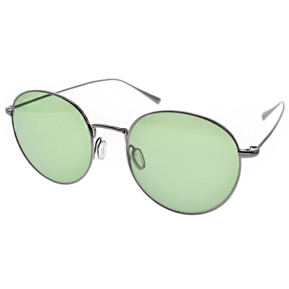 Alphameer太陽眼鏡 許瑋甯代言/槍-綠#AM601 C02
