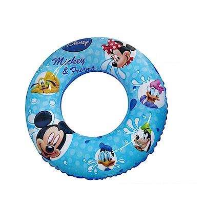 凡太奇 DISNEY迪士尼。米奇80cm充氣游泳圈 DEB02004-A  - 速