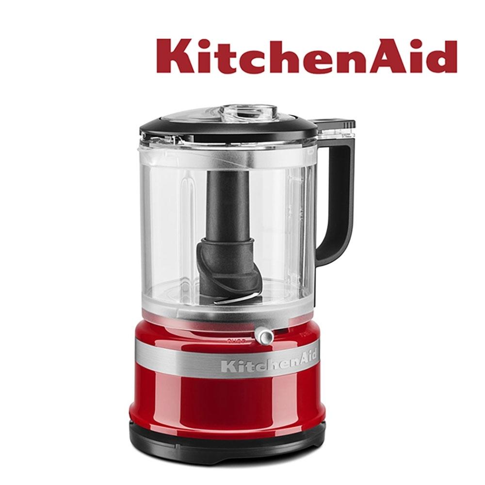 KitchenAid 5Cup 食物調理機 熱情紅