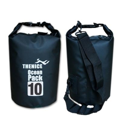 【THENICE】戶外超輕量防水袋-10L