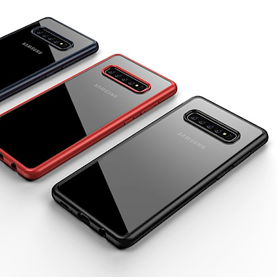 QinD SAMSUNG Galaxy S10e 亮彩保護殼