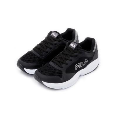 FILA EXTRAJOG 男運動鞋-黑 1-X516T-001