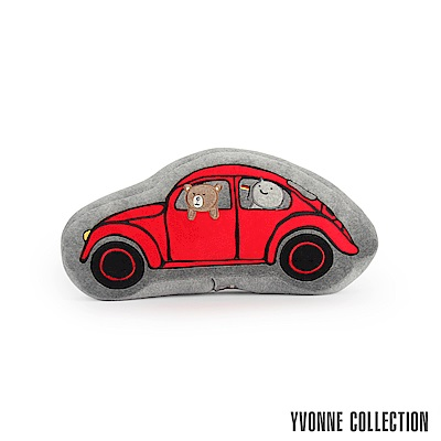 YVONNE COLLECTION 金龜車造型抱枕