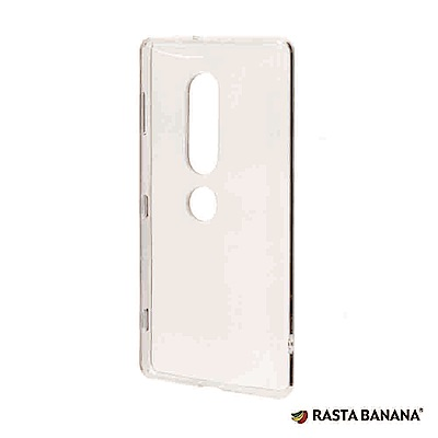RASTA BANANA Xperia XZ2 Premium耐衝擊複合邊框
