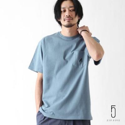 KANGOL x ZIP 聯名款短袖T恤 全台獨家預購