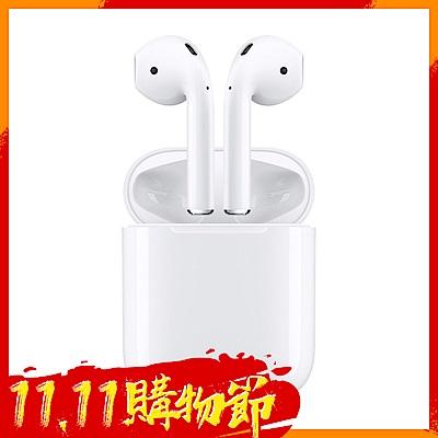 Apple原廠 AirPods 無線藍牙耳機 MMEF2TA/A