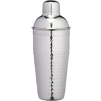 《KitchenCraft》錘紋不鏽鋼雪克杯(700ml)