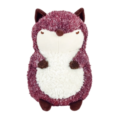 FLUFFY ANIMALS 紅狐狸莉娜造型中抱枕