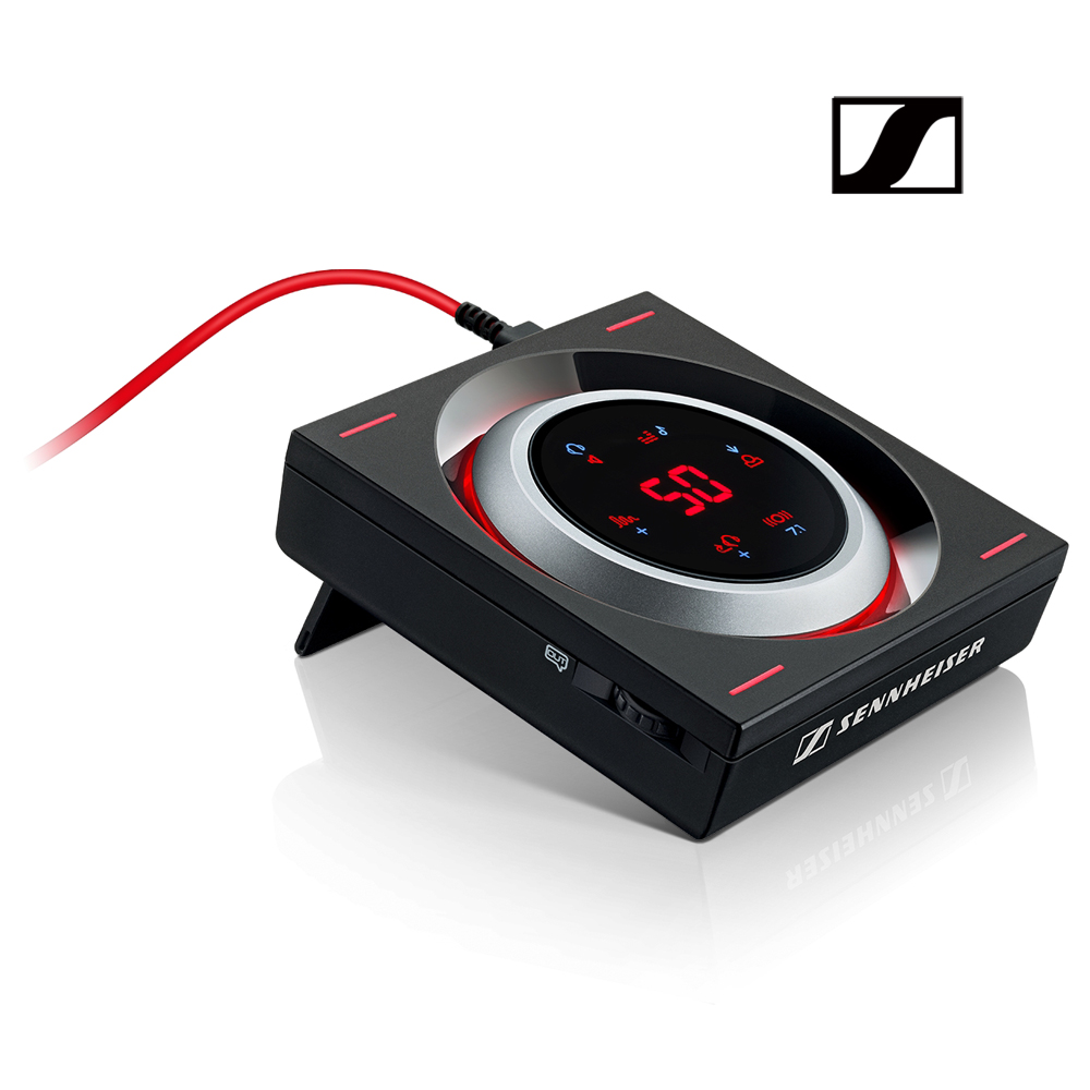 Sennheiser 森海塞爾 GSX 1200 PRO 電腦外接音效卡/電競通訊功能