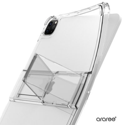 Araree Apple iPad Air 4(10.9寸)/iPad Pro 11寸(2020) 抗震支架保護殼