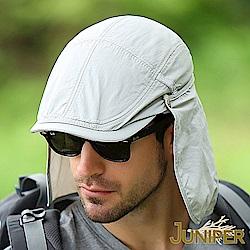 JUNIPER 抗紫外線UV遮陽防潑水防曬鴨舌帽