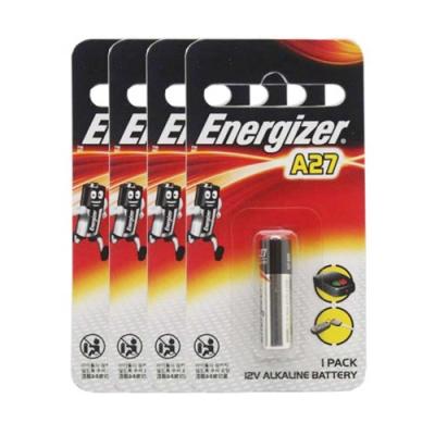 Energizer 勁量 A27遙控器電池 4入