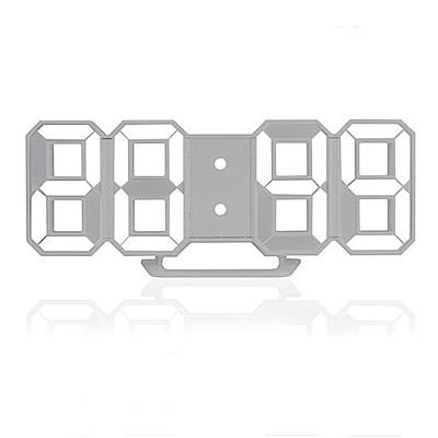 KINYO  USB供電LED立體數字鐘