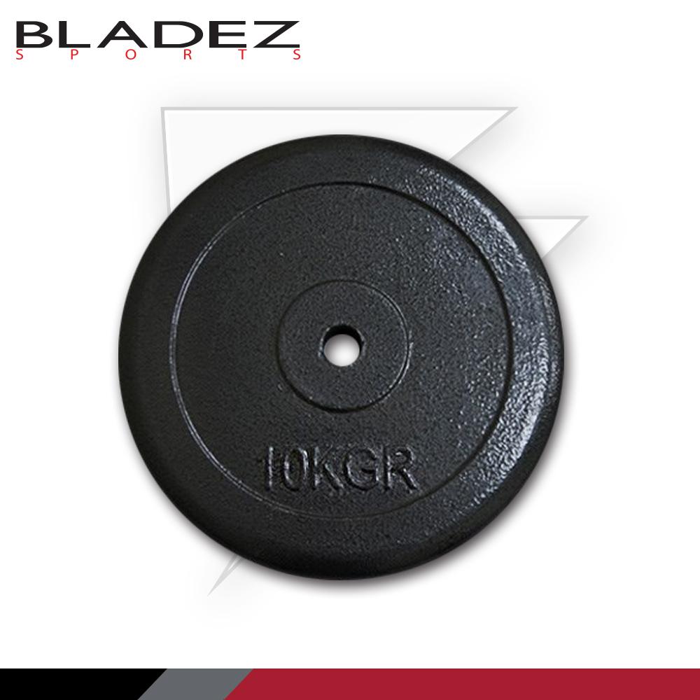 【BLADEZ】10 KG 複合鐵槓片(單片入)