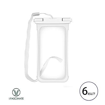 iFASCINATE 手機防水袋 B01-045-3 白色