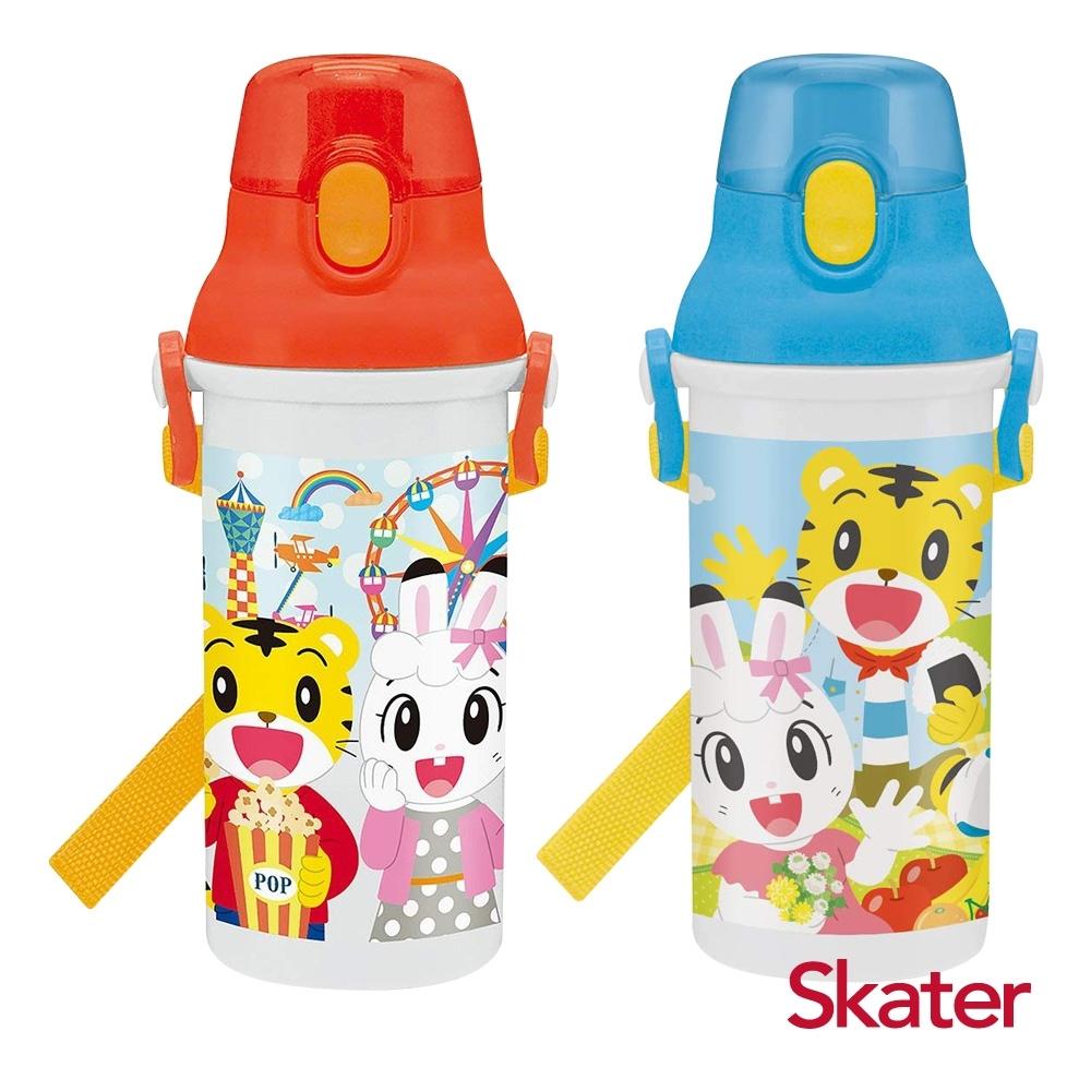 Skater直飲冷水壺 (480ml) 巧虎系列
