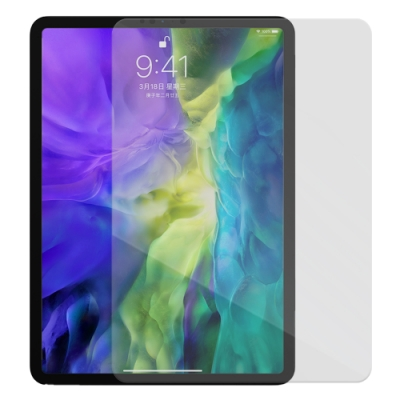 Metal-Slim Apple iPad Pro 11(2020) 9H鋼化玻璃保護貼