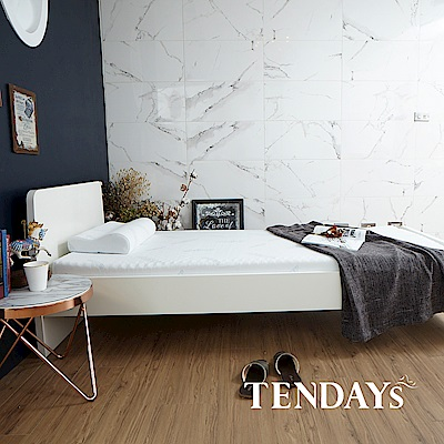 TENDAYS DISCOVERY 柔眠床墊(晨曦白) 3.5尺加大單人 8.5cm厚