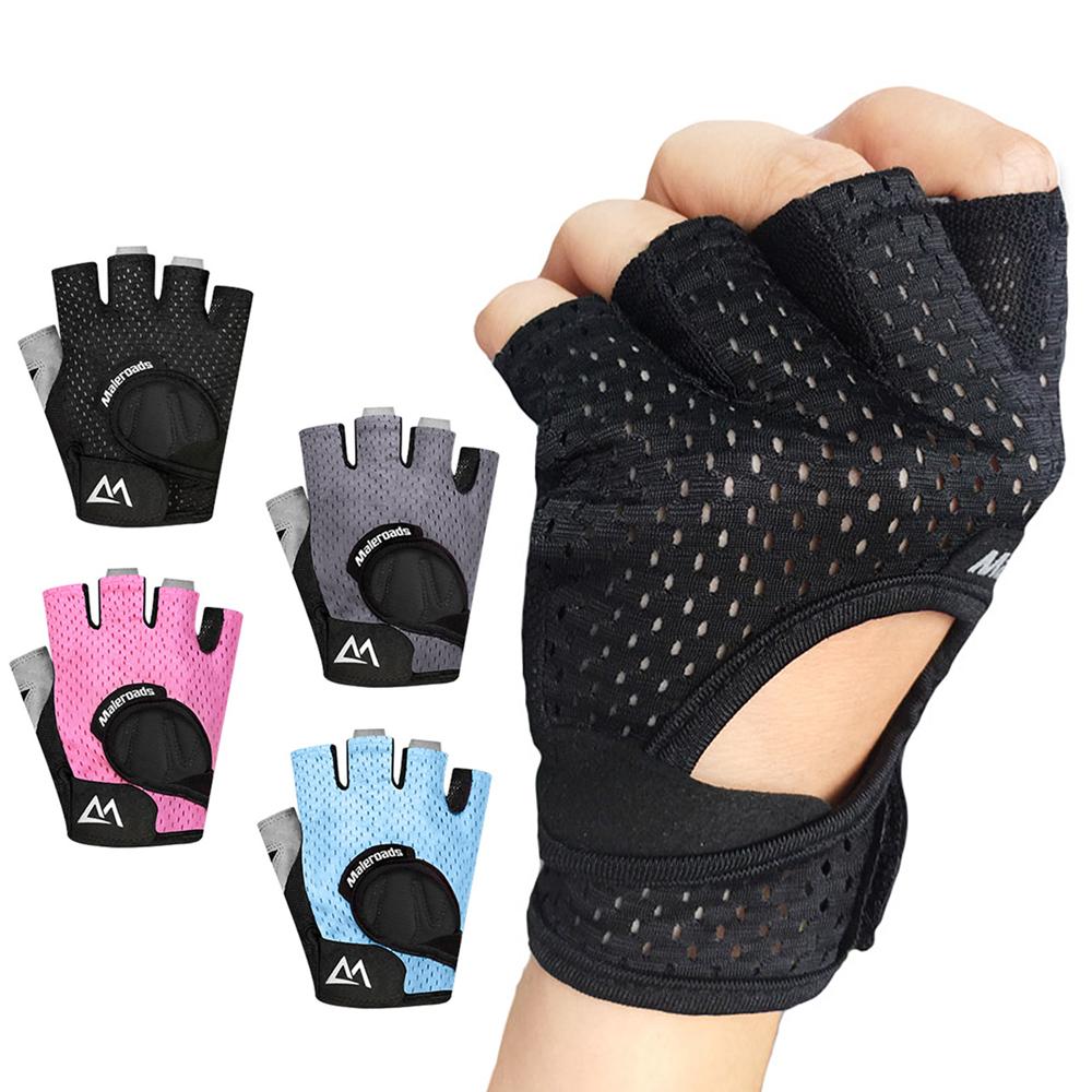 Maleroads 運動健身手套 輕薄透氣高彈性設計 騎自行車 重訓 運動手套