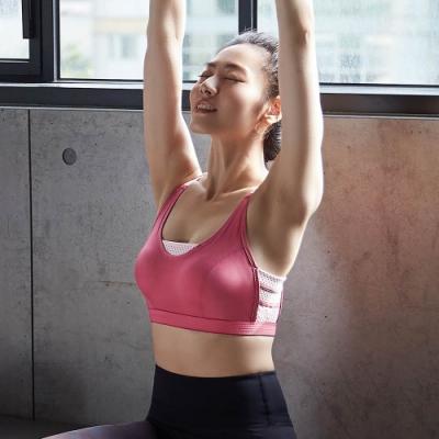 蕾黛絲-LadieSport律動Level 3 釋壓背心 M-EEL 運動內衣 舞動紅