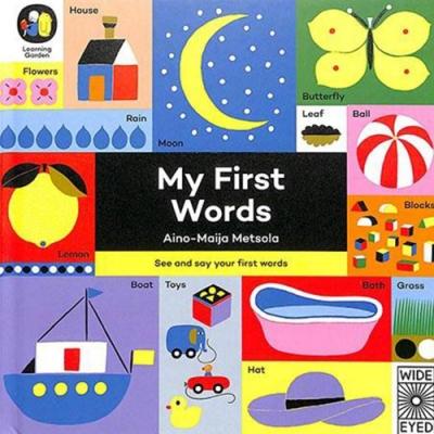 My First Words 我的第一本單字書