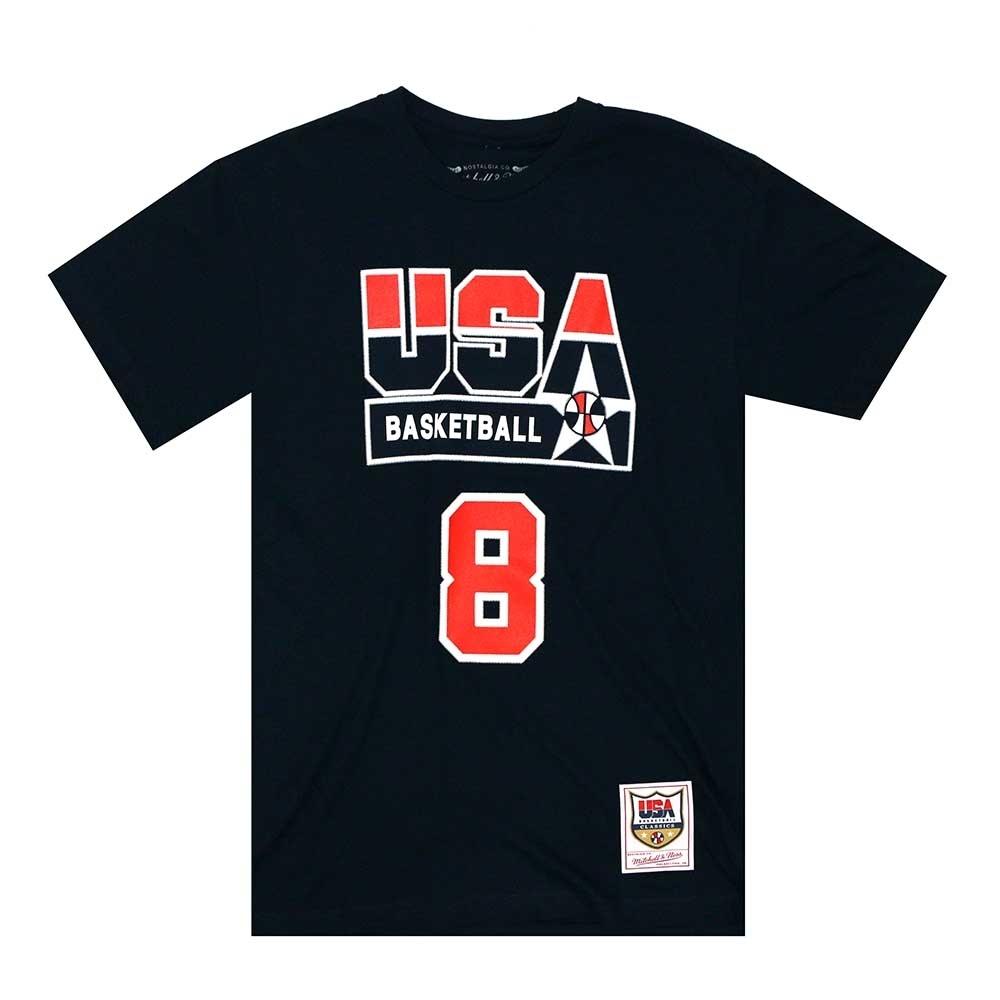 M&N 92 Dream Team 球員號碼短T #8 Scottie Pippen