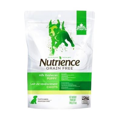 加拿大Nutrience紐崔斯GRAIN FREE-幼犬初乳奶粉 340g(12oz) 購買第二件贈送寵鮮食零食1包
