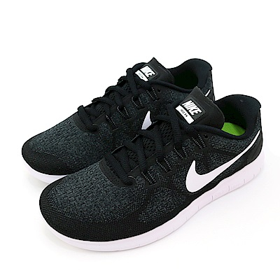NIKE-女慢跑鞋 880840001 -黑