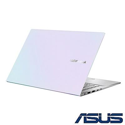 ASUS S433FL 14吋筆電(i7-10510U/MX250/8G/512GB SSD+32GB Optane/VivoBook S14/幻彩白)