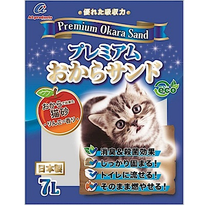 AI 超優質豆腐貓砂 7L 六包組