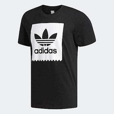 adidas T恤 Blackbird Solid Tee 男款