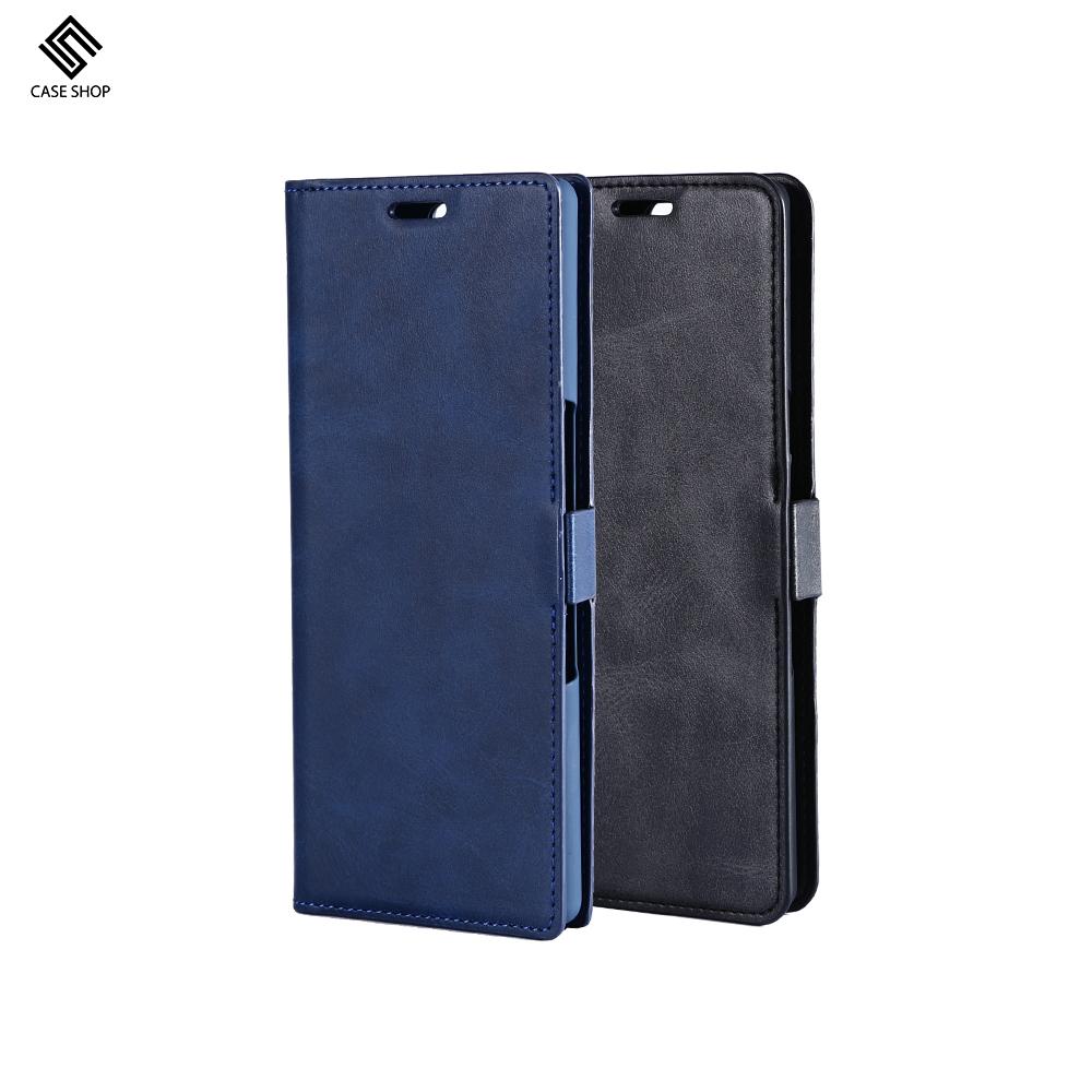 CASE SHOP Sony Xperia 10 Plus-SM23專用側掀站立式皮套
