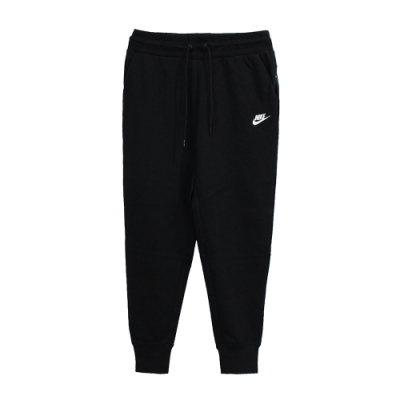 NIKE 女 AS W NSW TCH FLC PANT 運動棉長褲(薄)