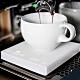 新版TIMEMORE泰摩黑鏡手沖咖啡大師LED觸控秤重計時電子秤 -白 (可充電) (自動沖煮計時)(杯測計時) product thumbnail 2