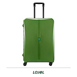 LOJEL OCTA2 30吋拉桿箱 綠色 PP材質 框架 密碼扣鎖