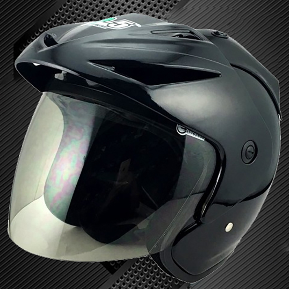 【GP-5】A202 素色 3/4罩(安全帽│機車│內襯│鏡片│半罩│全可拆│開放式安全帽│GOGORO) product image 1
