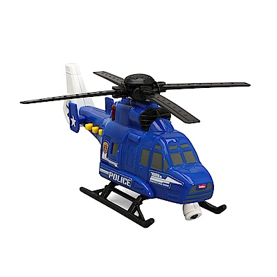 Tonka 小型工程車系列 Helicopter Police 警用直升機(3Y+)