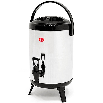 304不鏽鋼10L茶水桶
