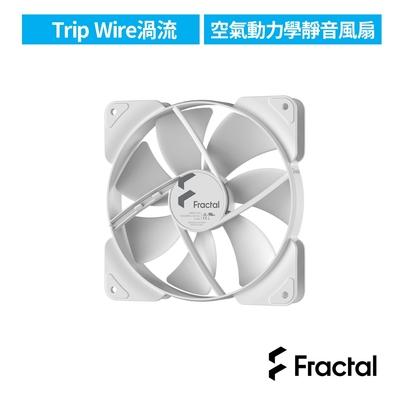 【Fractal Design】Aspect 14cm 散熱風扇-白