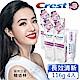 美國Crest 3DWhite專業鑽白牙膏116g(長效清新)4入 product thumbnail 2