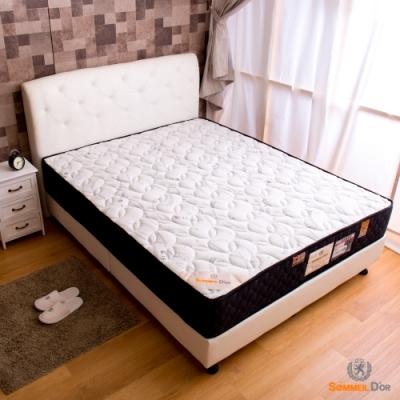 思夢樂-天絲竹炭二線單人加大3.5尺獨立筒床墊