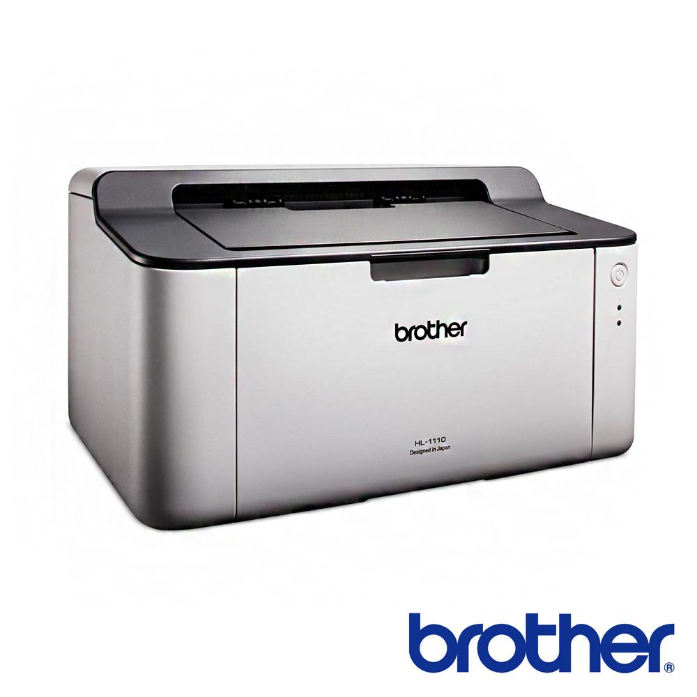 [時時樂限定] Brother HL-1110 黑白雷射印表機