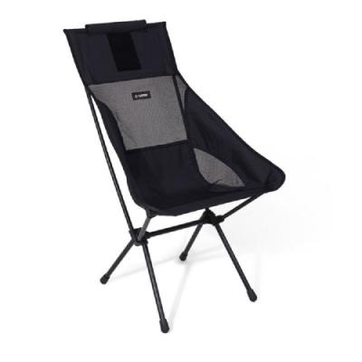Helinox Sunset Chair 輕量高腳椅 全黑 All Black