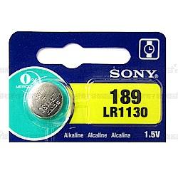 SONY 鈕扣型電池 LR1130 (5入)