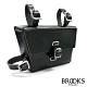 英國BROOKS B4 Leather Frame Bag手工製牛皮上管包-黑色 product thumbnail 1