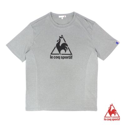 法國公雞牌短袖T恤 LOL2310895-男-麻灰
