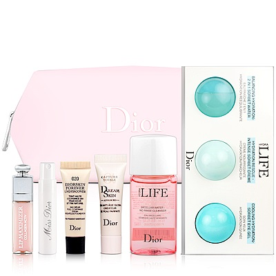Dior迪奧 超完美特務7件組#20